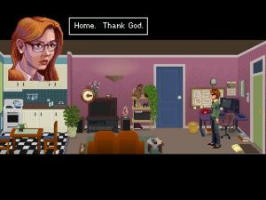 Breaking My Backlog #20 – The Blackwell Legacy and The Journey Down